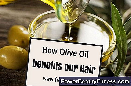 The Benefits Of Olive Oil For Hair