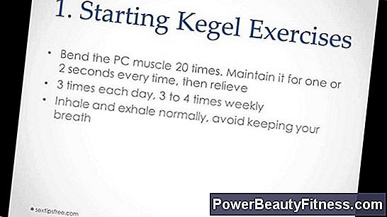 What do kegels do for men