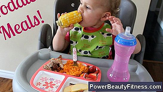 A Healthy Diet For An 18-Month-Old Baby