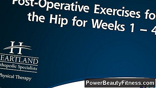 Physiotherapy Exercises After A Hip Replacement
