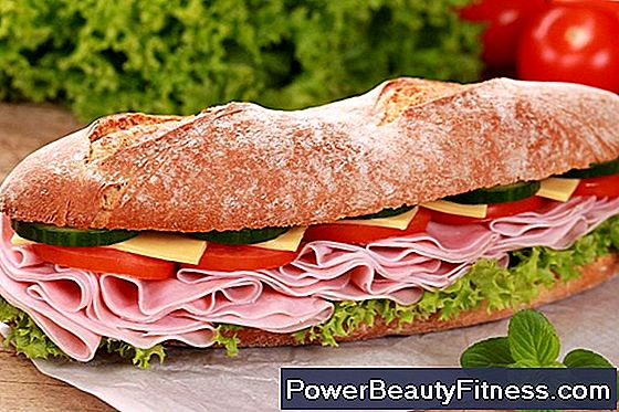 Calorie In Un Sandwich Al Tonno Subway