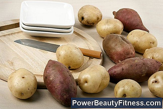 Vitamins And Minerals In Potatoes