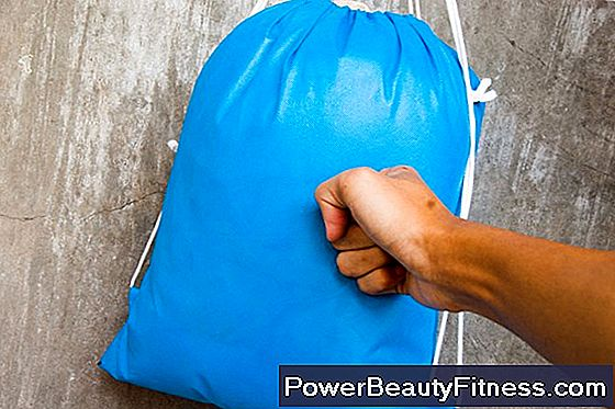 How To Make A Homemade Punching Bag