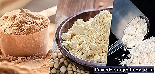 Egg Proteins Vs. Whey Protein