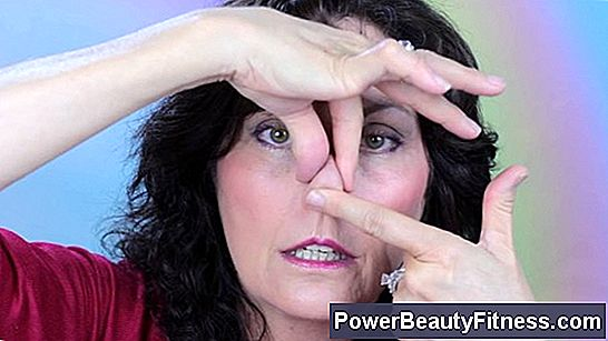 Facial Exercise To Raise Sagging Eyebrows