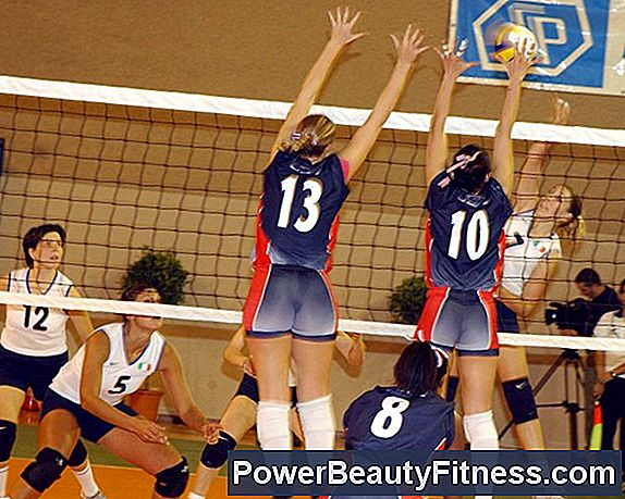 What Is The Height Of An Official Volleyball Net?