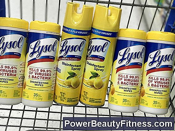 Lysol Disinfectant Hazards