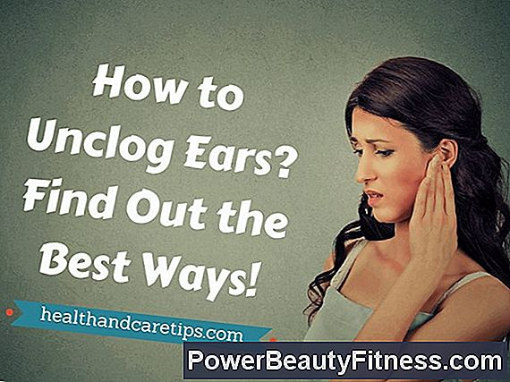 How To Unclog Ears That Result From A Cold