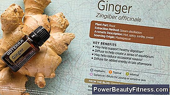 The Benefits Of Ginger On Skin