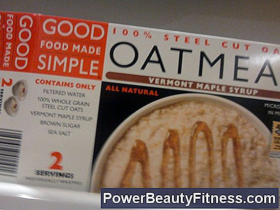 Calories In Oatmeal Packages With Brown Sugar And Maple
