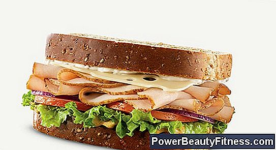 Calories In A Turkey Sandwich With Wheat Bread