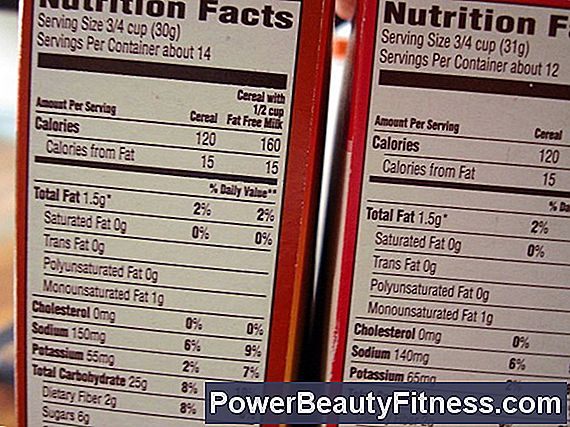 Fruit Loops Nutrition Information