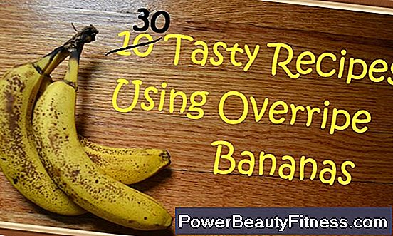 Healthy Use Of Ripe Banana