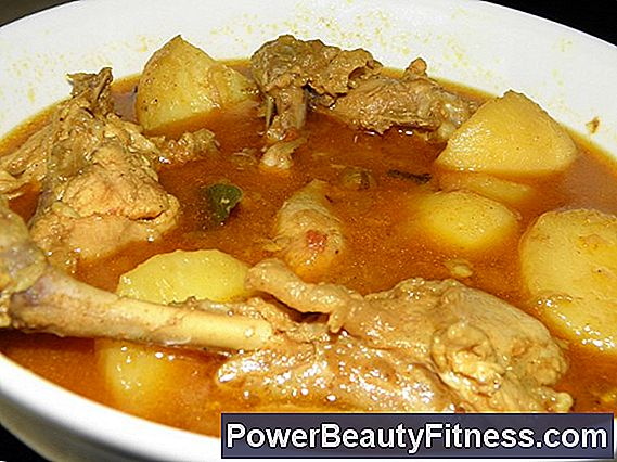 How To Prepare Chicken Curry With Curry Powder