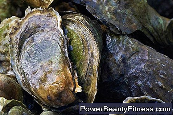 Raw Oyster Nutritional Data