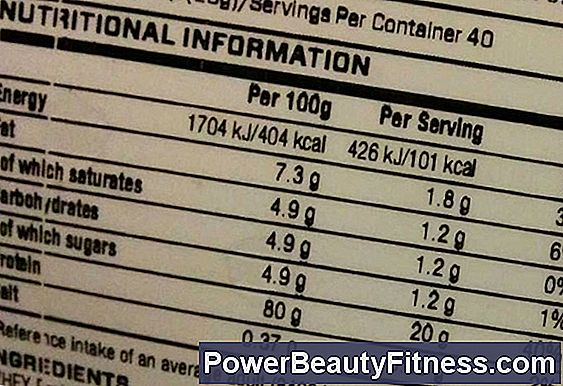 Almond Cream Nutritional Information