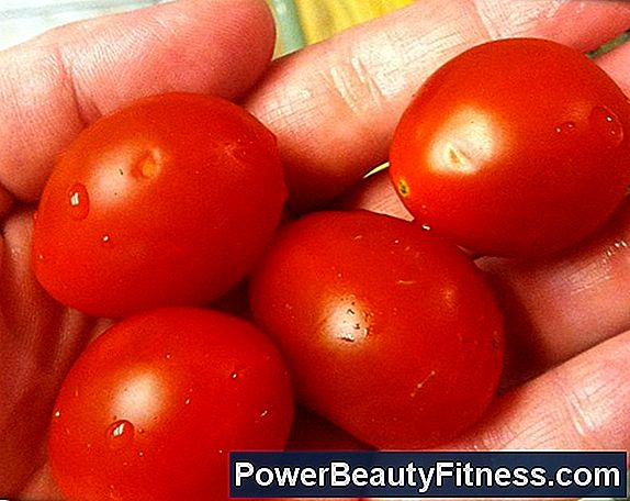 Grape Tomatoes Nutrition Information