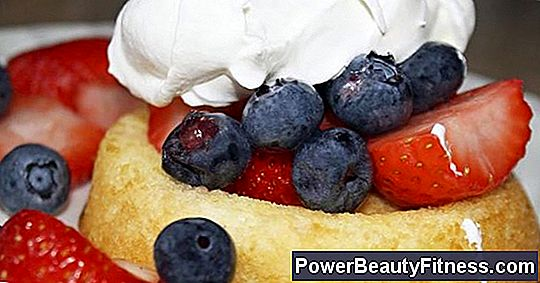 Nutritional Values ​​Of Blueberries And Strawberries