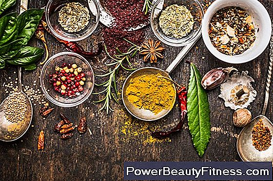 Spices That Inhibit Appetite