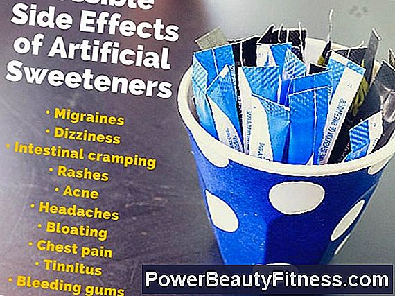 The Bad Effects Of Sweeteners With Sucralose