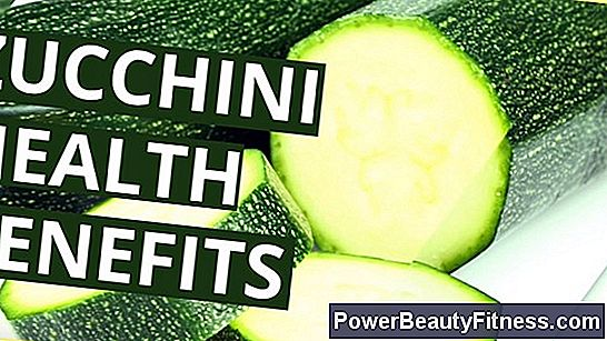 The Benefits Of The Zucchini
