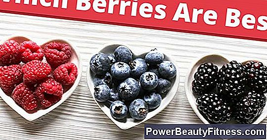 The Best Antioxidant Berries