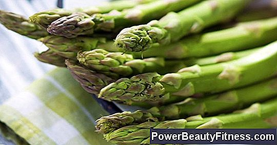 What Is The Nutritional Value Of The Asparagus?