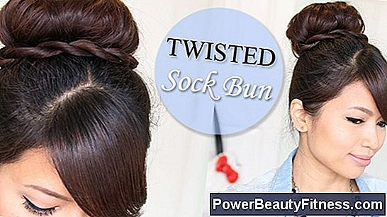 How To Make A Bun Of Casual Hair