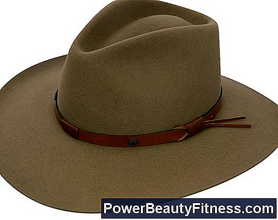 How To Shape A Hat Stetson