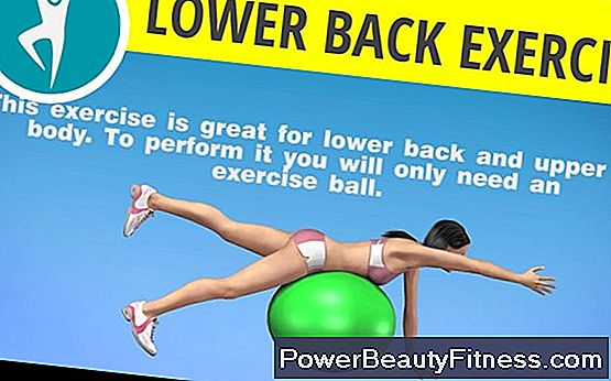 Low Back Ball Exercises