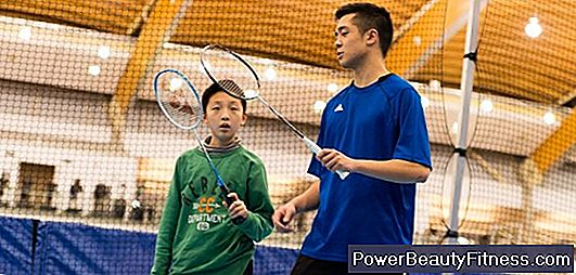 Fundamental Badminton Skills And Rules