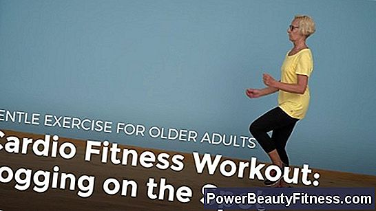 Cardio Exercises For Older Adults