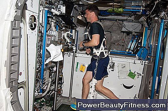Equipment For Astronaut Exercises