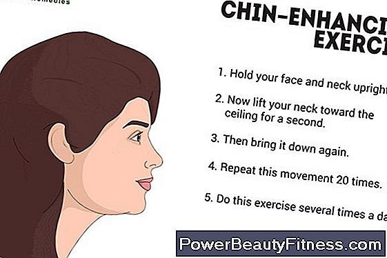 Exercises To Get Rid Of The Double Chin