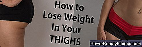 Exercises To Lose Weight In The Thighs And Legs