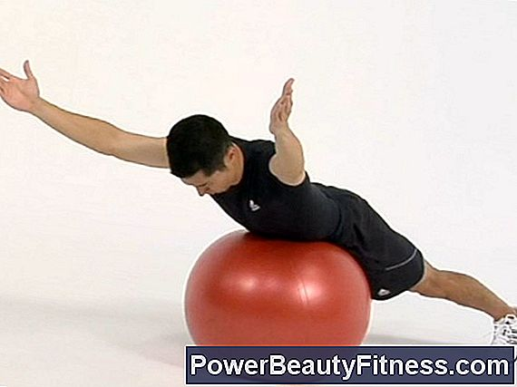 Exercises With The Stability Ball