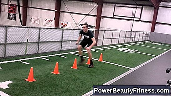 Footwork Exercises In Football