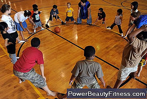 Physical Activity Games For Children