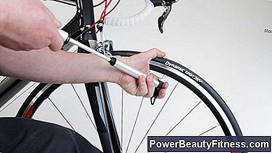 How To Inflate The Tires Of A Bicycle Without The Use Of A Pump