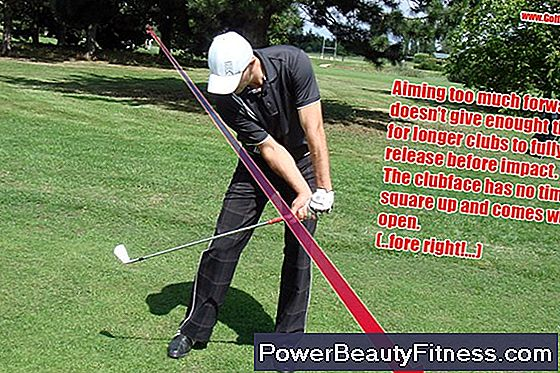How To Stop Blocking Shots On The Golf Swing