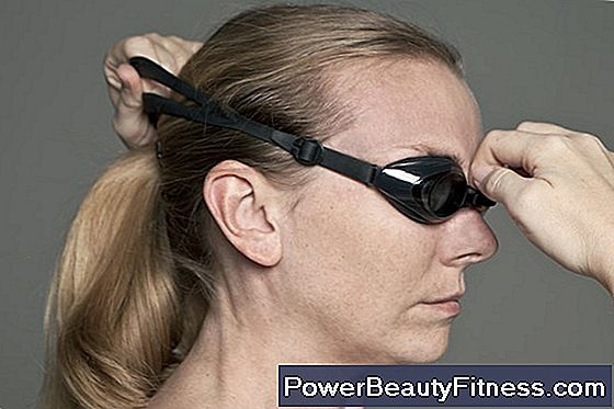 How To Wear Double Strap Swim Goggles