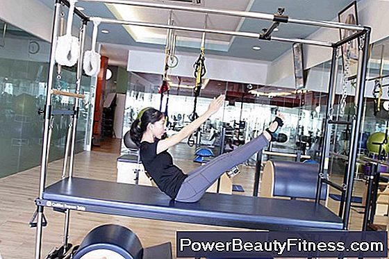Pilates Or Push-Up Bar