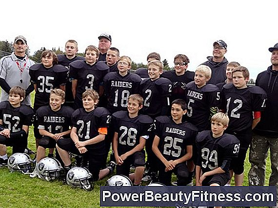 Pop Warner Football Exercises