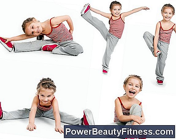 Stretching Exercises For Children