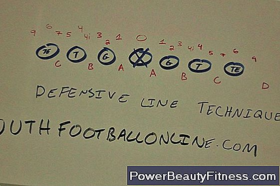 Techniques In Defensive Football Line