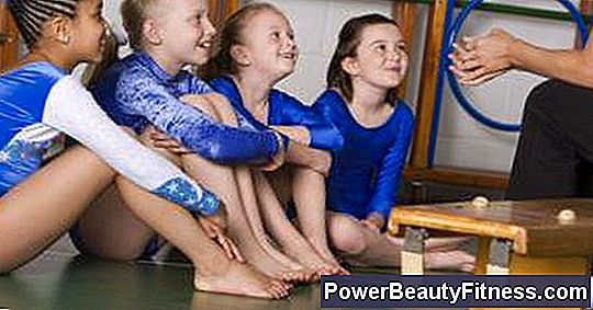 The Dangerous Effects Of Gymnastics For Children Under Development