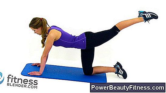 Toning Exercises For The Abdomen, Buttocks And Thighs