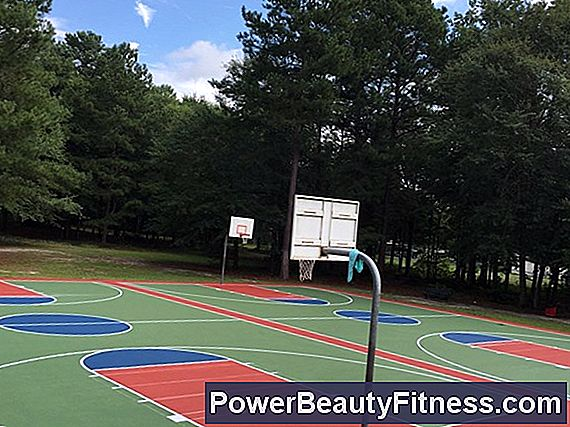What Are The Different Types Of Surfaces For A Basketball Court?