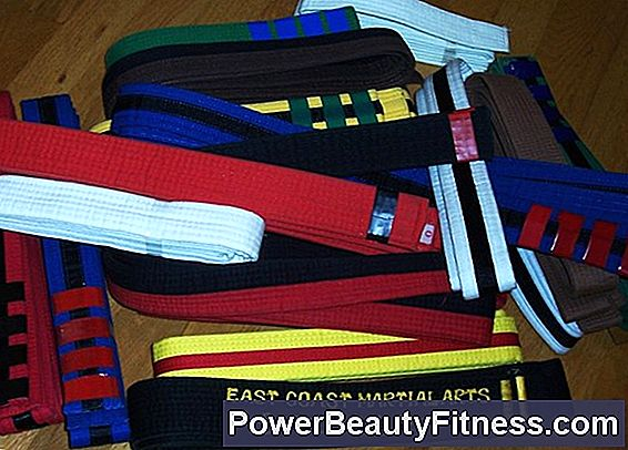 What Do Karate Belt Colors Mean?