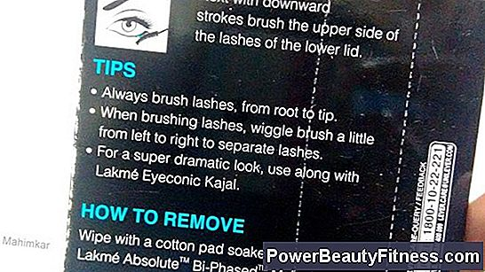 What To Do So That The Mascara Does Not Run?